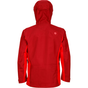 """Marmot M's La Meije Jacket Brick/Team Red"""